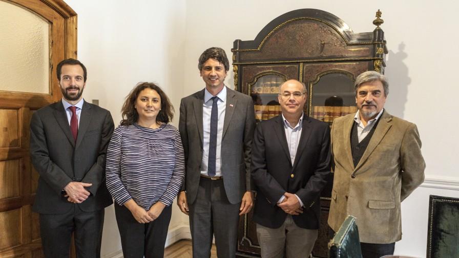 Fedefruta busca apoyo para el impulso tecnológico de la fruticultura chilena