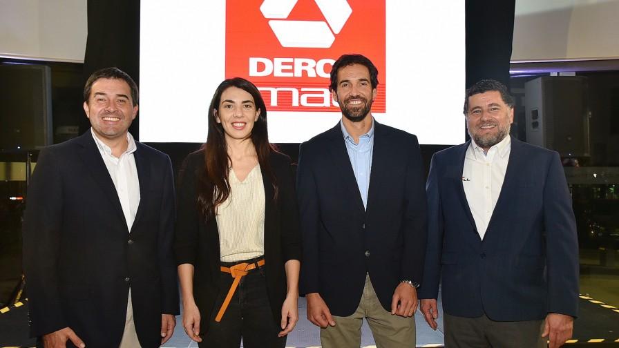 Dercomaq lanza Full Rental en todo Chile