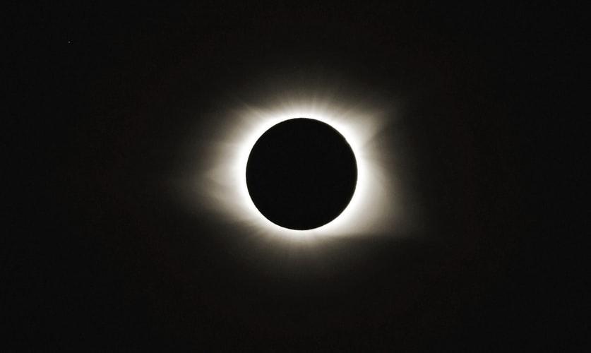 El eclipse en el agro: una herramienta de medición