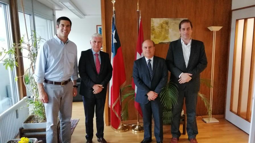 Chile Prunes realiza gira exploratoria a Bulgaria, Bélgica, Suiza y Austria