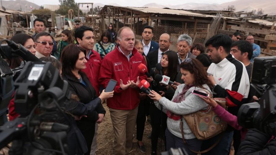 Región de Atacama se suma a las zonas de emergencia agrícola por escasez hídrica