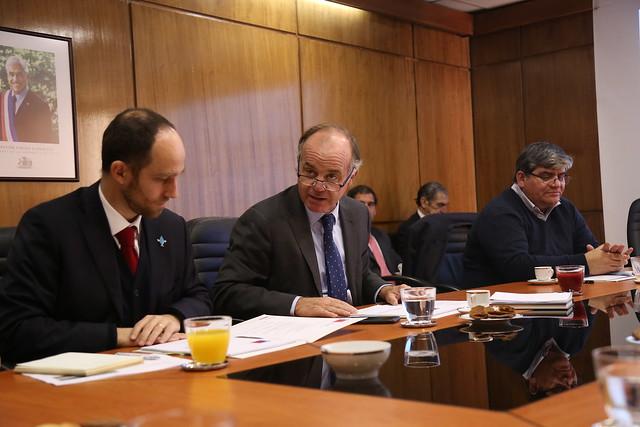 Nuevo calendario CNR incluye aumento de presupuesto destinado a obras de riego