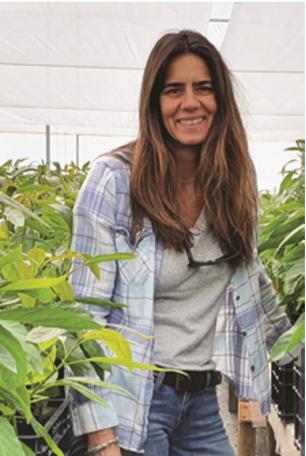Vivero San Isidro aumenta un 50% su cantidad de plantas