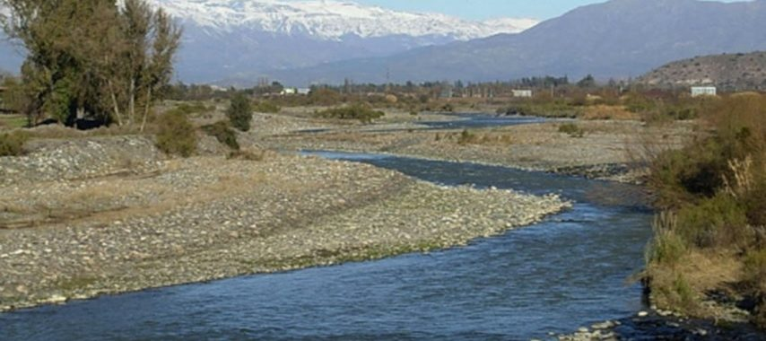 """¿Qué pasó en el Río Aconcagua y por qué aumentó """"misteriosamente"""" su caudal?"""