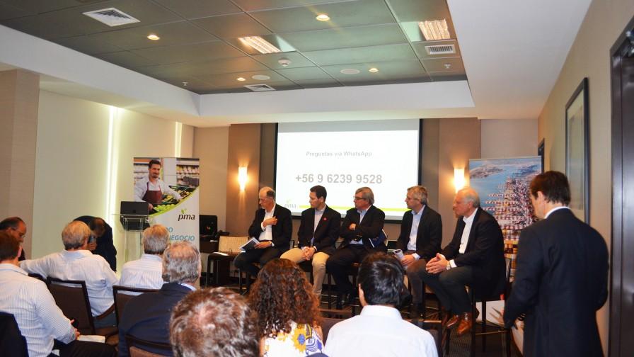 PMA presentó desafíos logísticos para la exportación de fruta chilena
