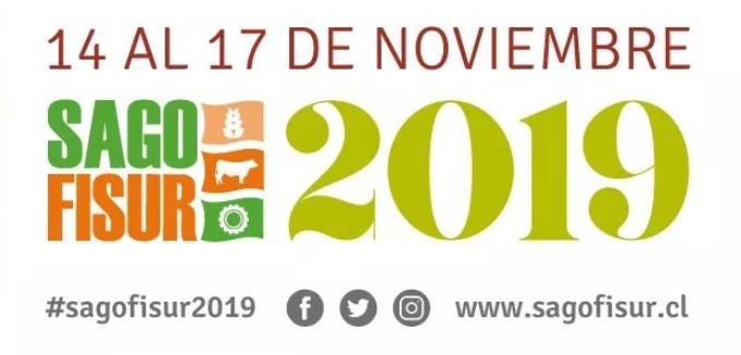 Se suspende SAGOFISUR 2019  frente a la incertidumbre en la seguridad del evento