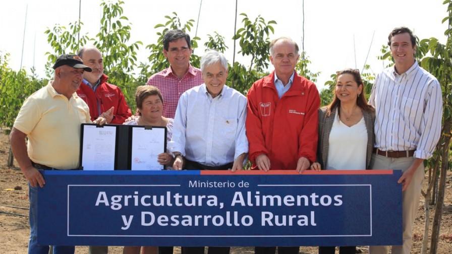Gobierno anuncia creación de Ministerio de Agricultura, Alimentos y Desarrollo rural