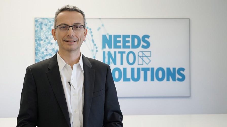 Michel Picandet, es nombrado vicepresidente ejecutivo y director de TOMRA Food