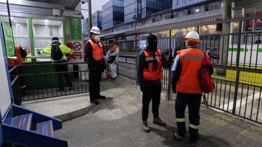 Pese a contingencia sanitaria los puertos siguen operando con normalidad