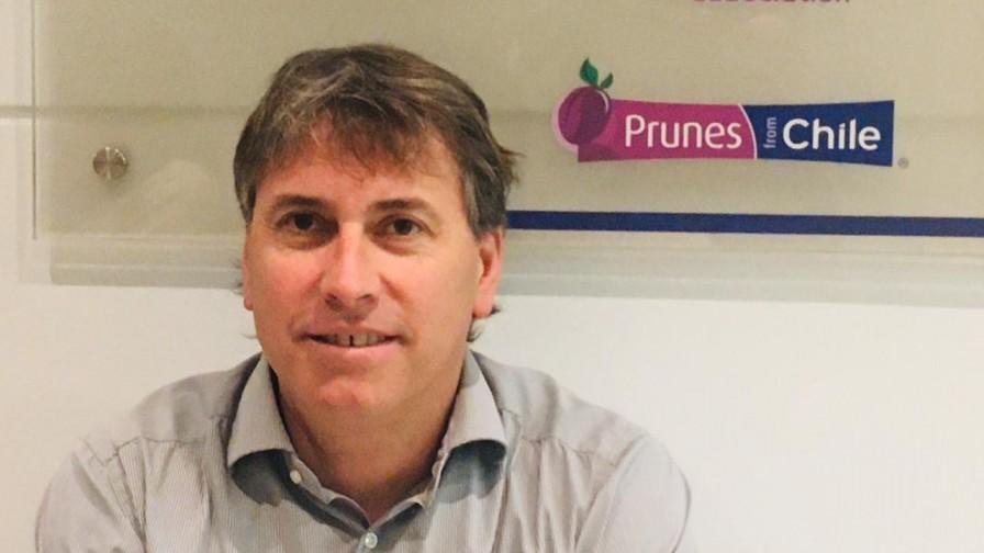 Pedro Acuña Gutiérrez, nuevo director ejecutivo de Chile Prunes