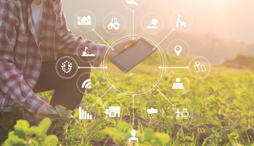 Avances, oportunidades y desafíos de la agricultura del futuro