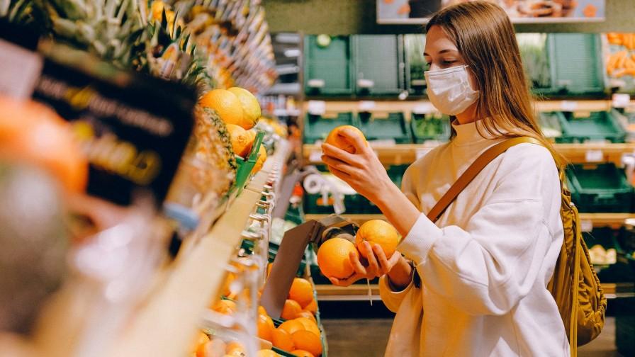 Durante pandemia consumo de fruta fresca aumenta en mercados relevantes para Chile
