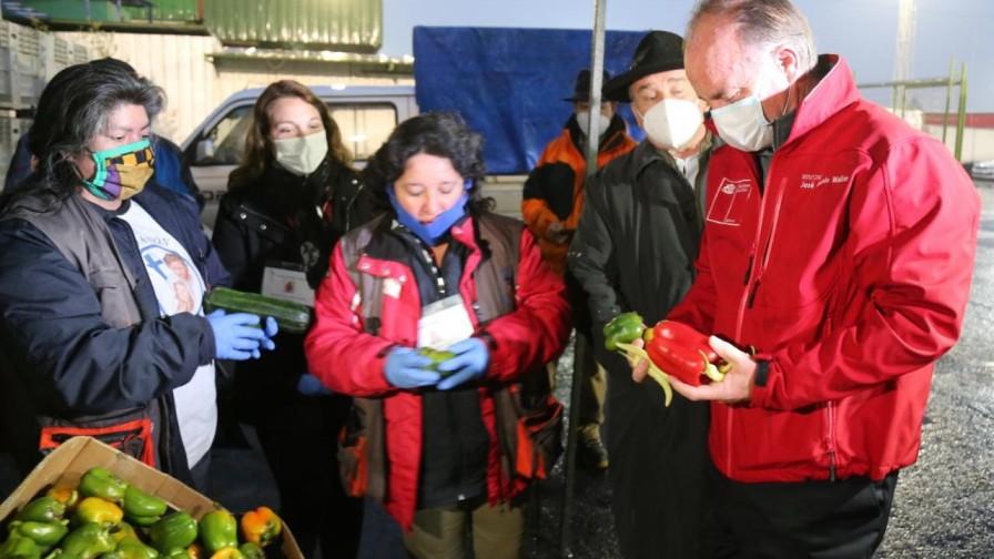 Ministro Walker busca combatir inseguridad alimentaria pronosticada por la FAO