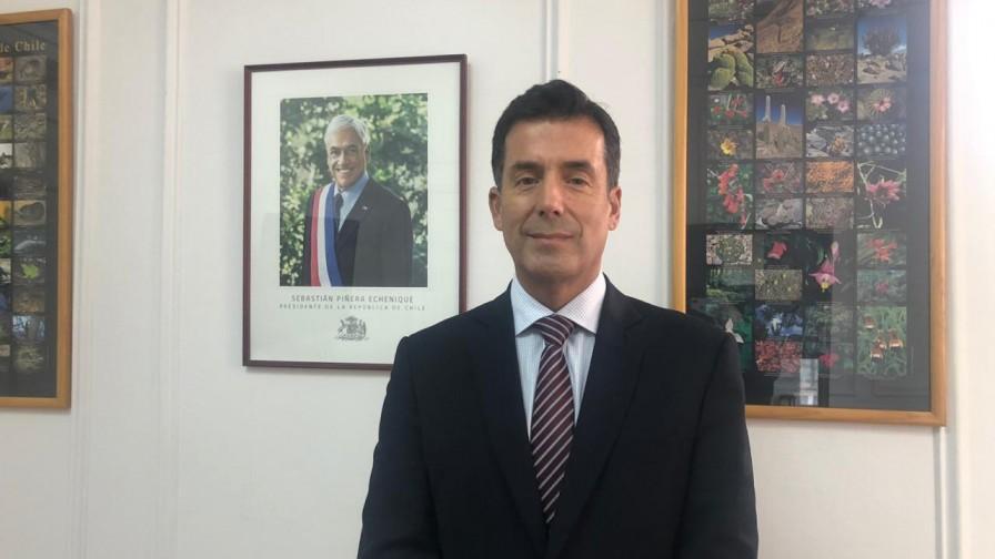 Alex Madariaga es el nuevo director de CONAF Región Metropolitana