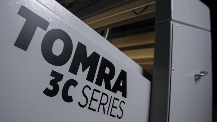 TOMRA Food lanza en Chile la clasificadora óptica TOMRA 3C, idónea para el segmento de las nueces