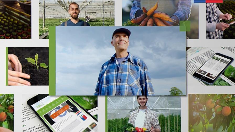 Escuela de Capacitación Chile Agrícola registra buena recepción y suma numerosos usuarios