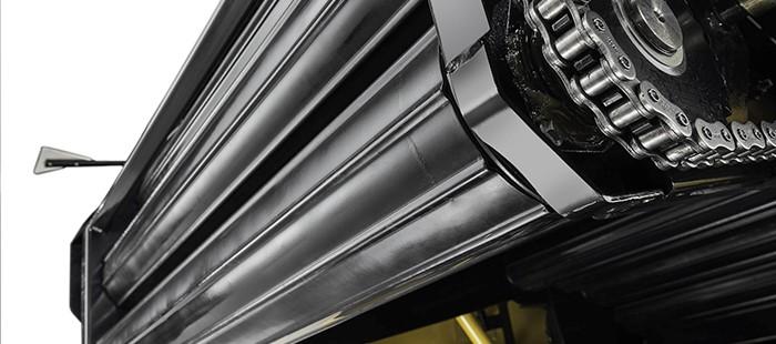 Roll Baler 125: innovación y rendimiento en empacado de caja fija