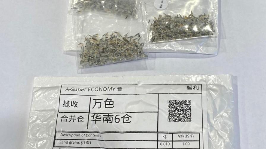 SAG llama a estar atentos ante paquetes de semillas recibidas desde el extranjero