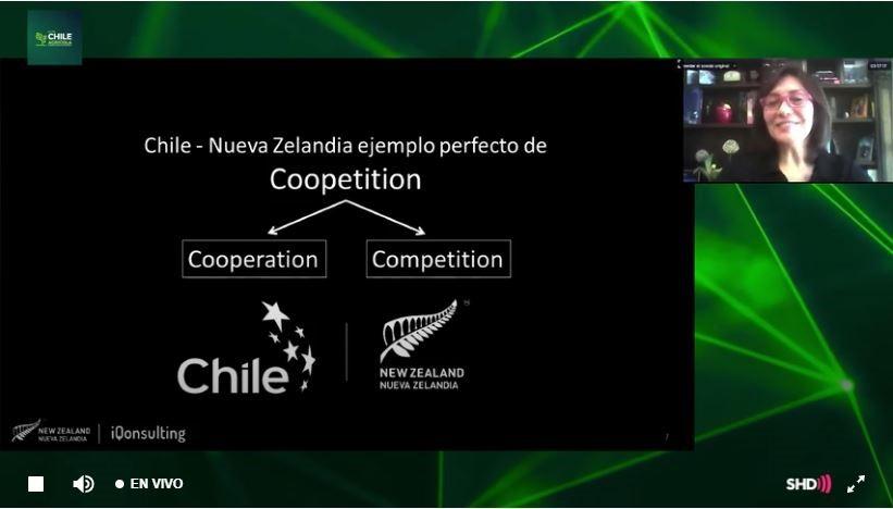 Nueva Zelandia participa en Expo Chile Agrícola 2020 y señala desafíos en común entre ambos países