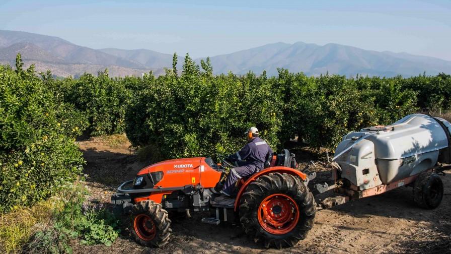 Kubota cumple 7 años en Chile y se consolida como líder en el mercado frutero y compacto