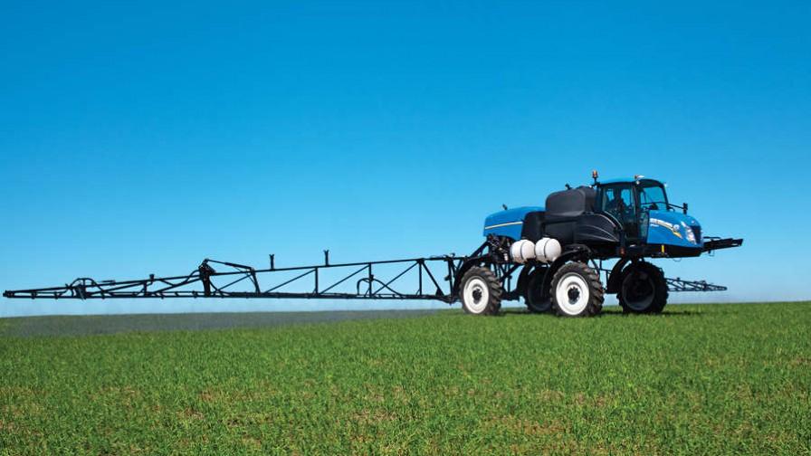 Productor demuestra alto rendimiento del pulverizador SP2500 durante la cosecha