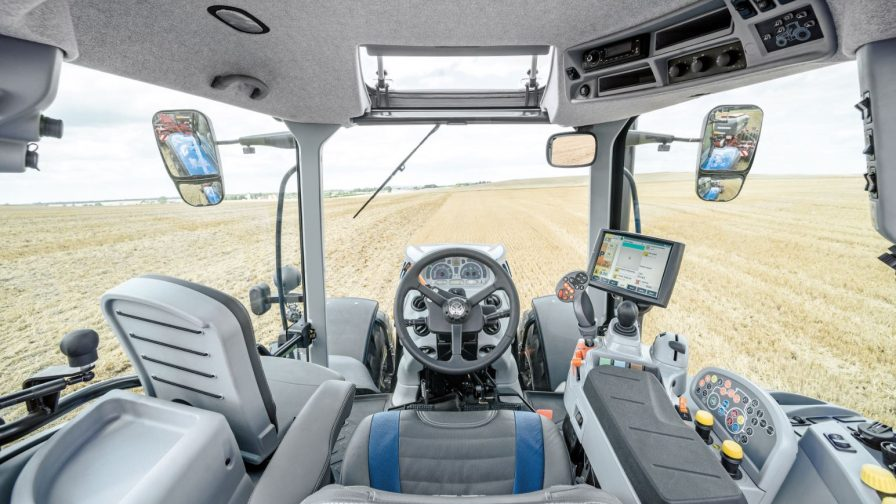 Tractor New Holland T7.315 heavy duty ofrece más potencia y comodidad