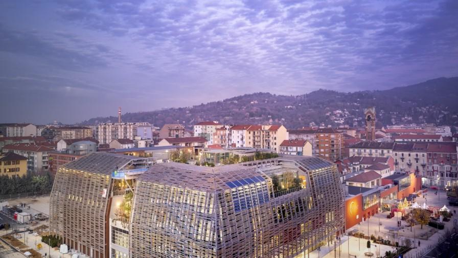 FPT Industrial se alía con Green Pea, el primer centro comercial ecológico del mundo