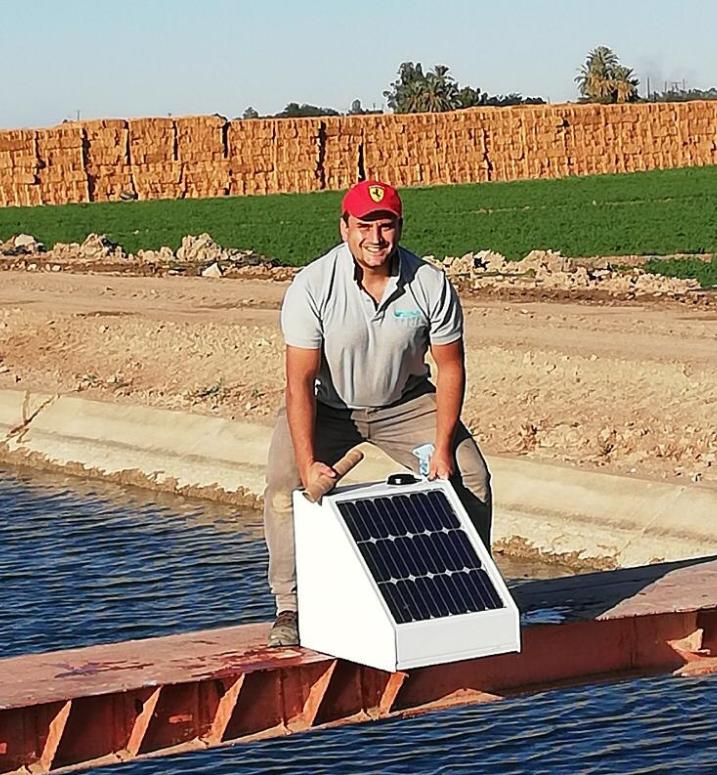 Capta Hydro: innovador sistema de telemetría que optimiza el uso del agua