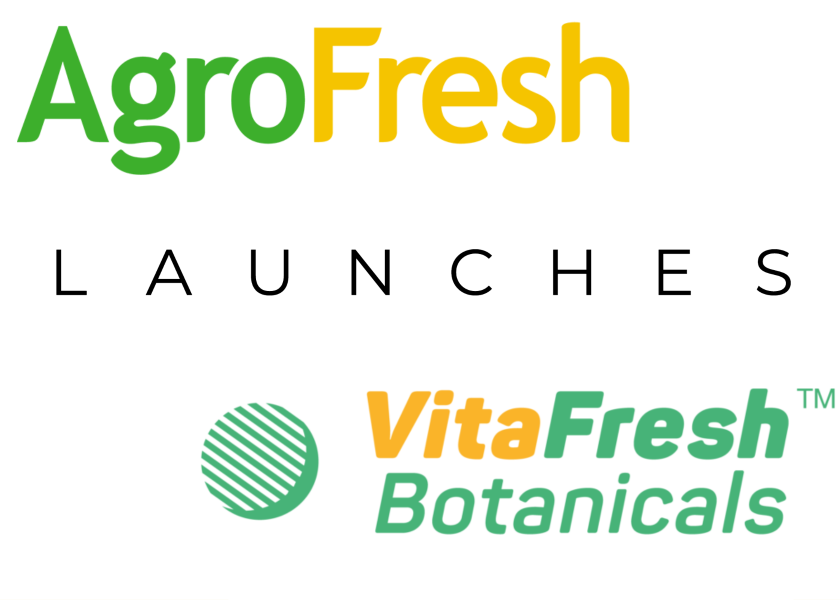 """AgroFresh lanza recubrimientos """"plant based"""" para la protección de los productos frescos"""