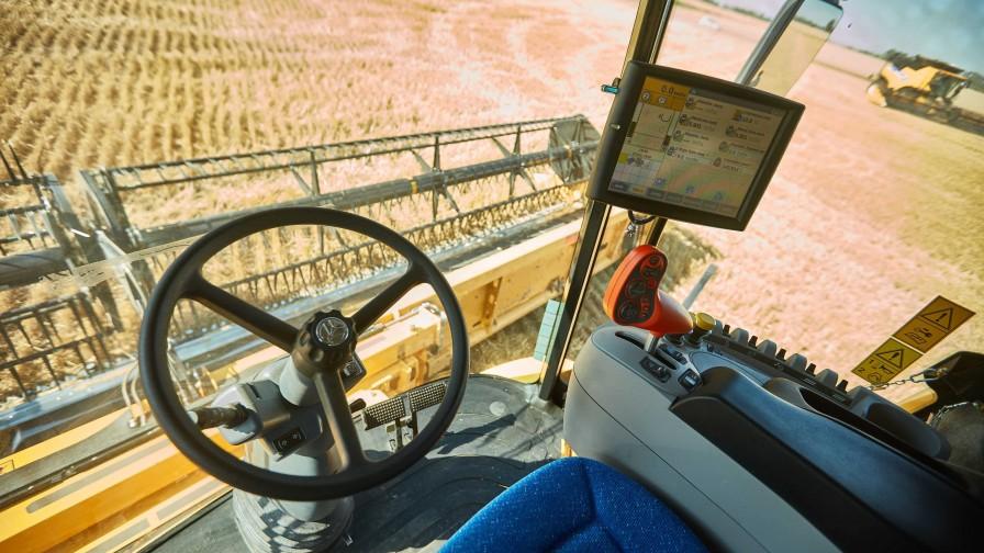 Sistema PLM de New Holland Agriculture destaca por su tecnología en agricultura de precisión