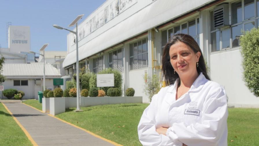 Por primera vez una fábrica de Nestlé Chile es dirigida con liderazgo femenino