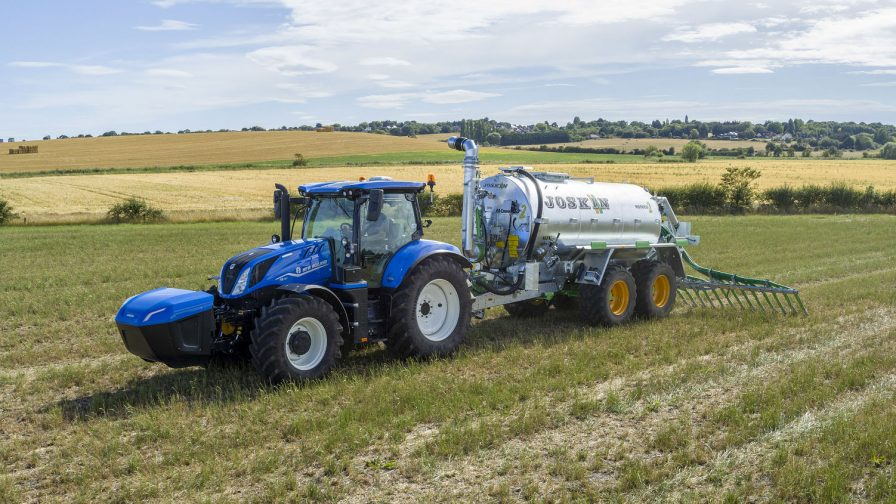 New Holland Agriculture impulsa su agenda sostenible
