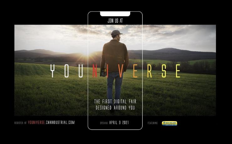 YOUNIVERSE: la primera feria digital de maquinaria agrícola del mundo