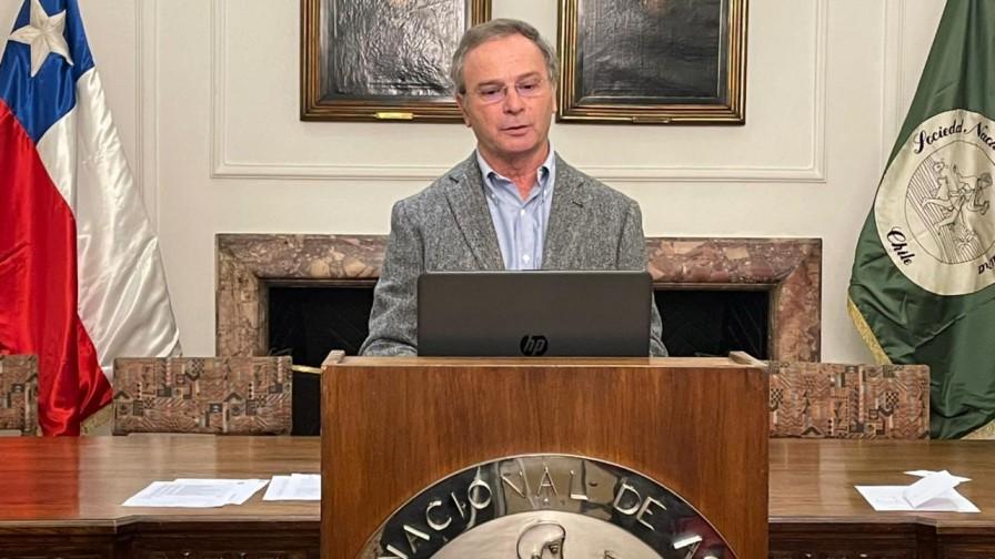Cristián Allendes asume presidencia de la SNA para el período 2021-2023