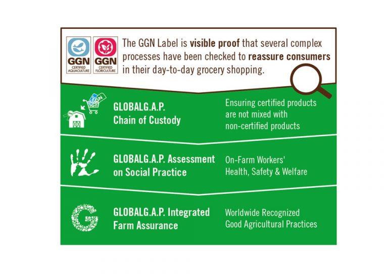 Global GAP lanza etiqueta para frutas y verduras para agricultura responsable