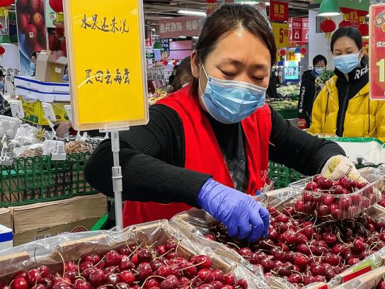 Ciencia vs fake news: cómo la especulación impactó el mercado de las cerezas en China