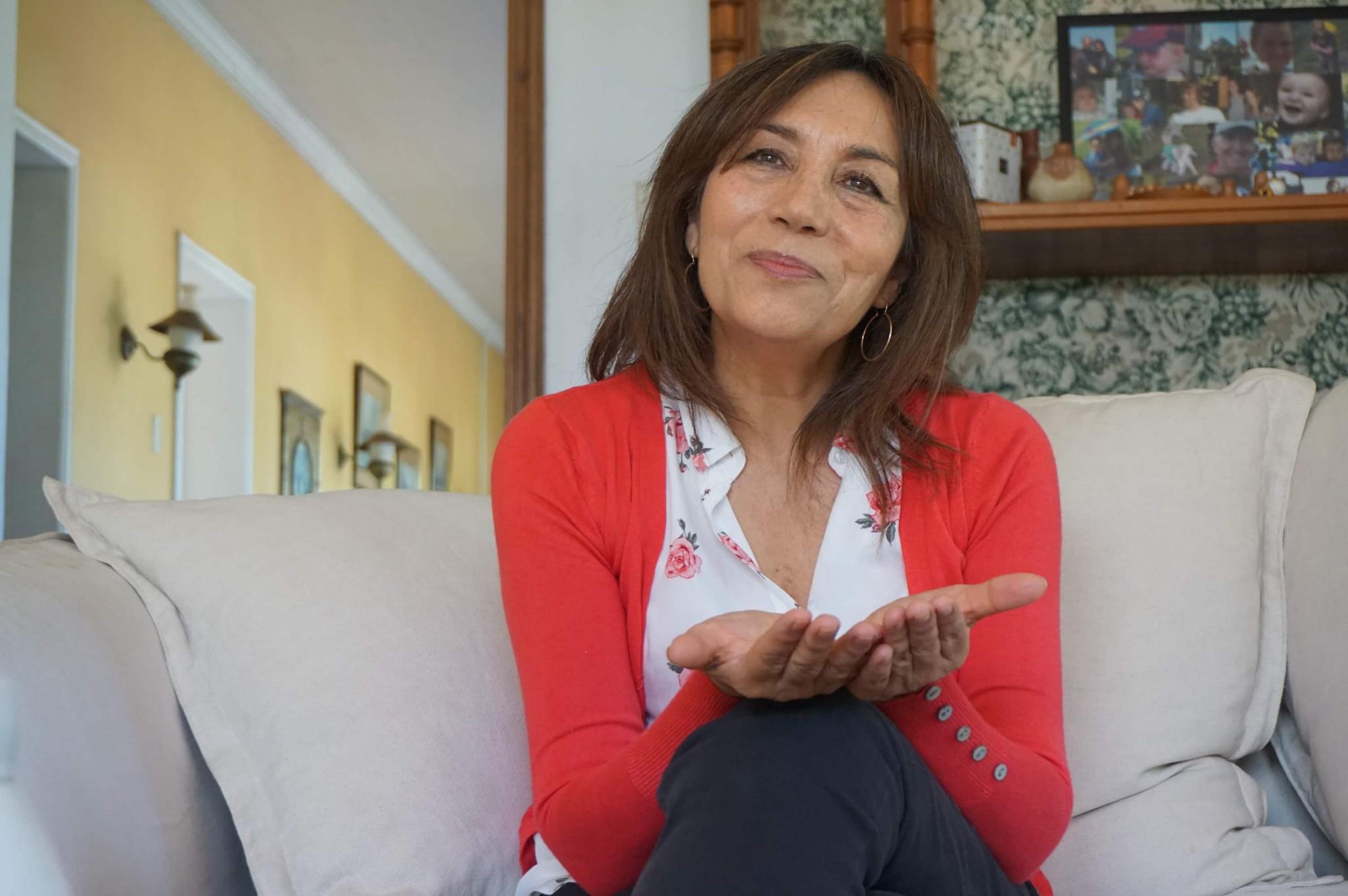 Inspirada en la agricultura: Isabel Quiroz nos cuenta sobre su candidatura a constituyente