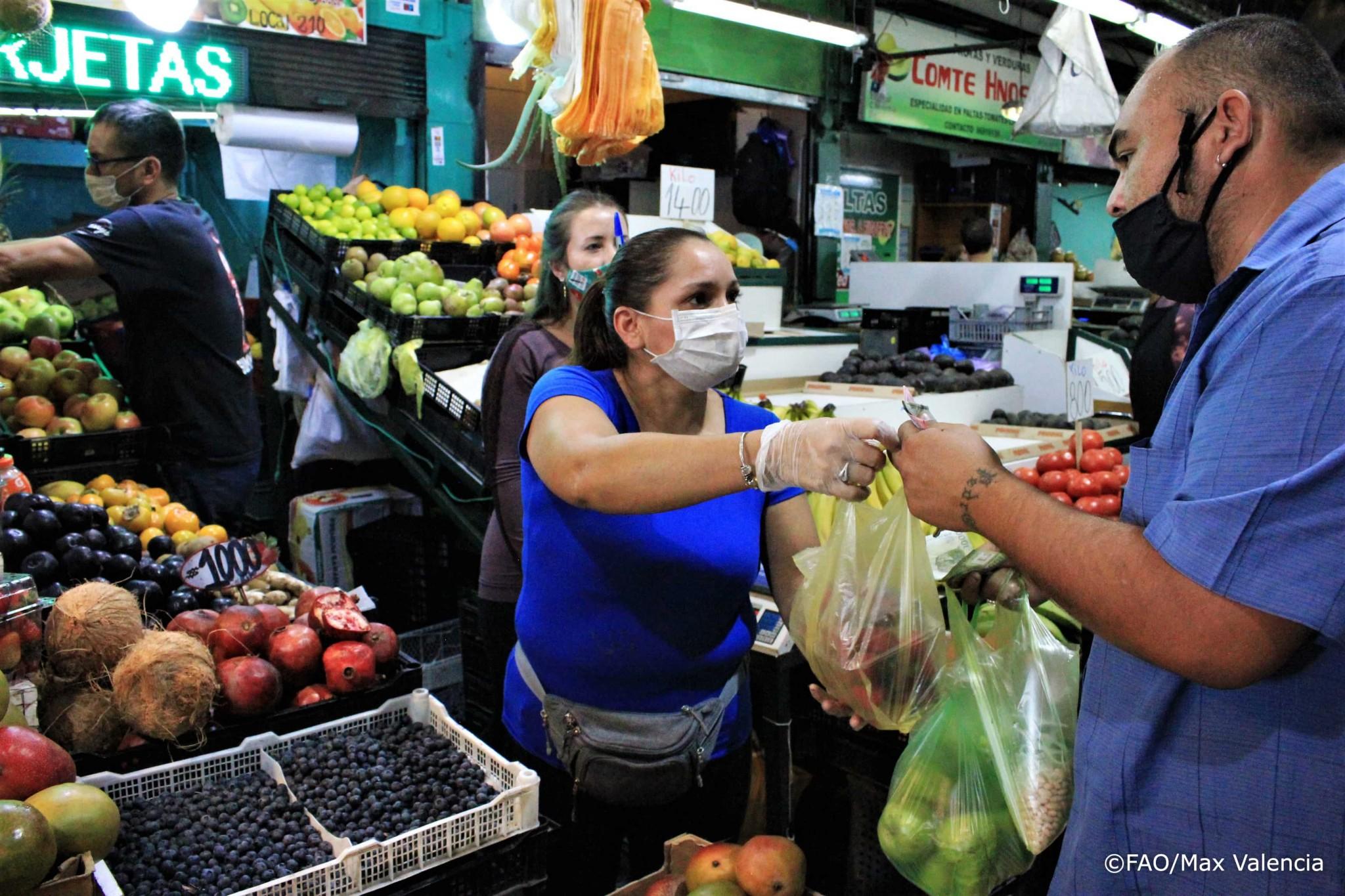 Seguridad y defensa nacional en la protección de alimentos por Covid-19