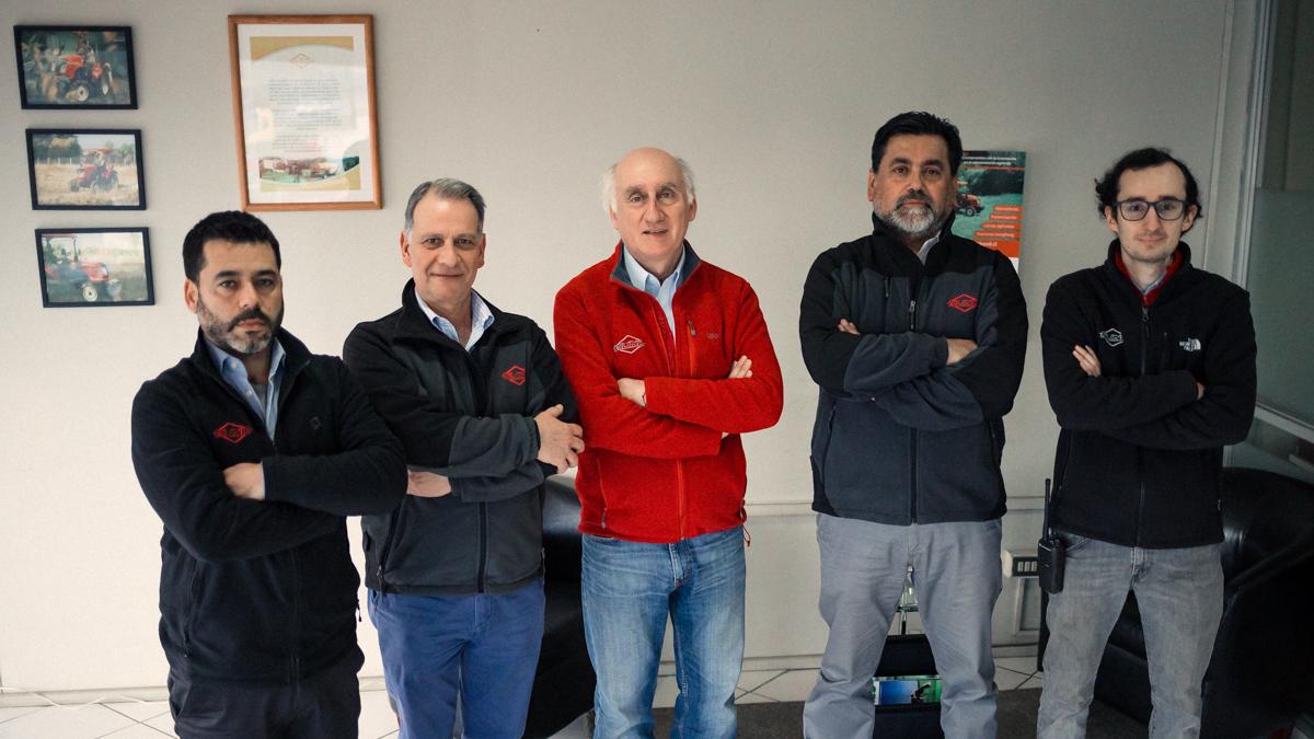 Metalúrgica Hund cumple 30 años: un referente en la maquinaria agrícola en Chile