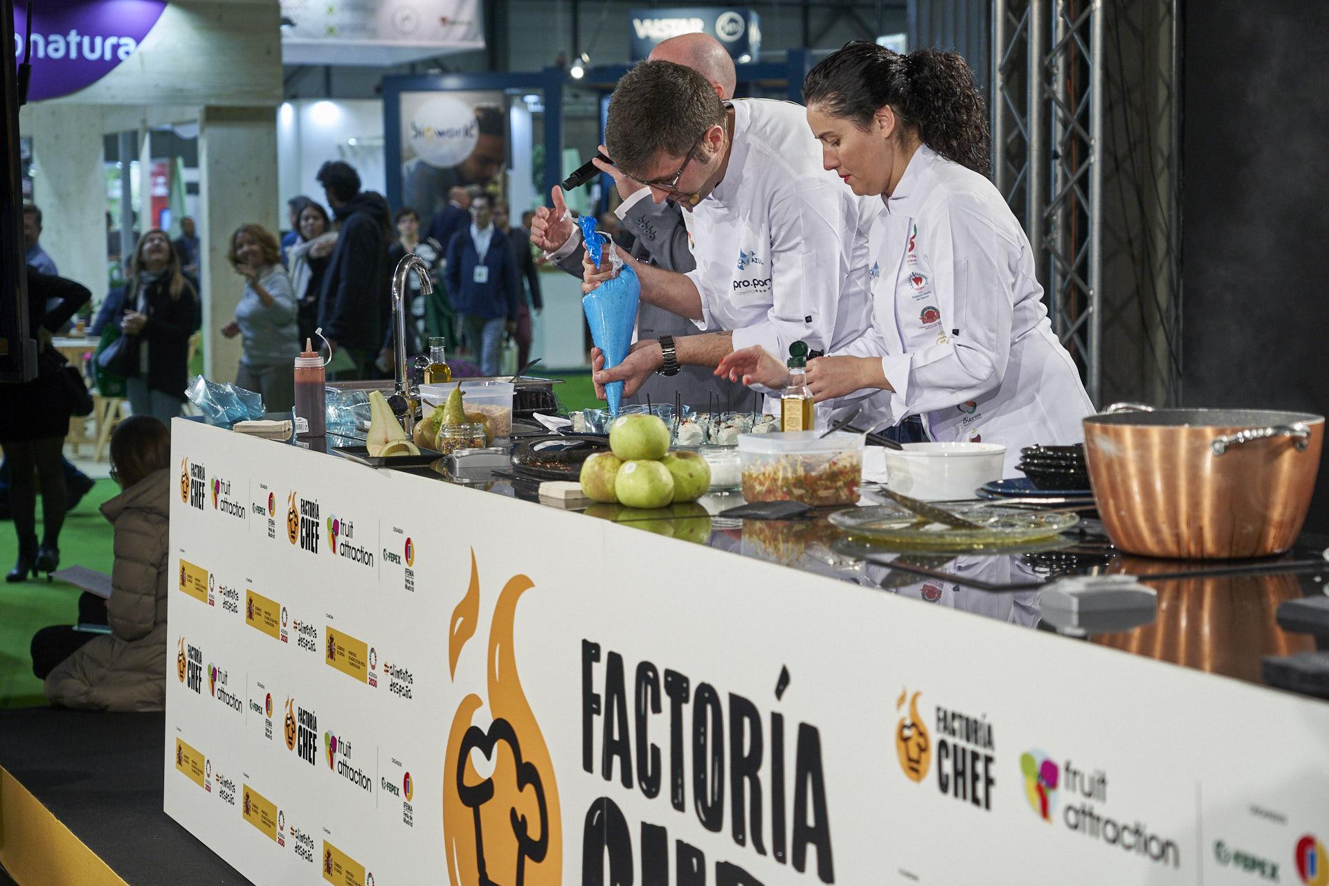 El sector hortofrutícola mundial se prepara para la feria Fruit Attraction 2021