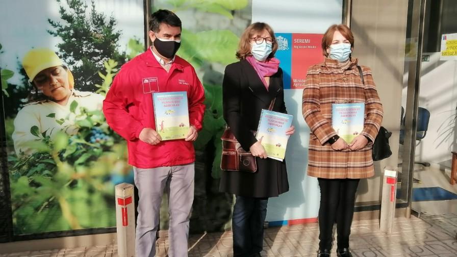 Agricultores del país dispondrán de manual sobre uso de plaguicidas agrícolas