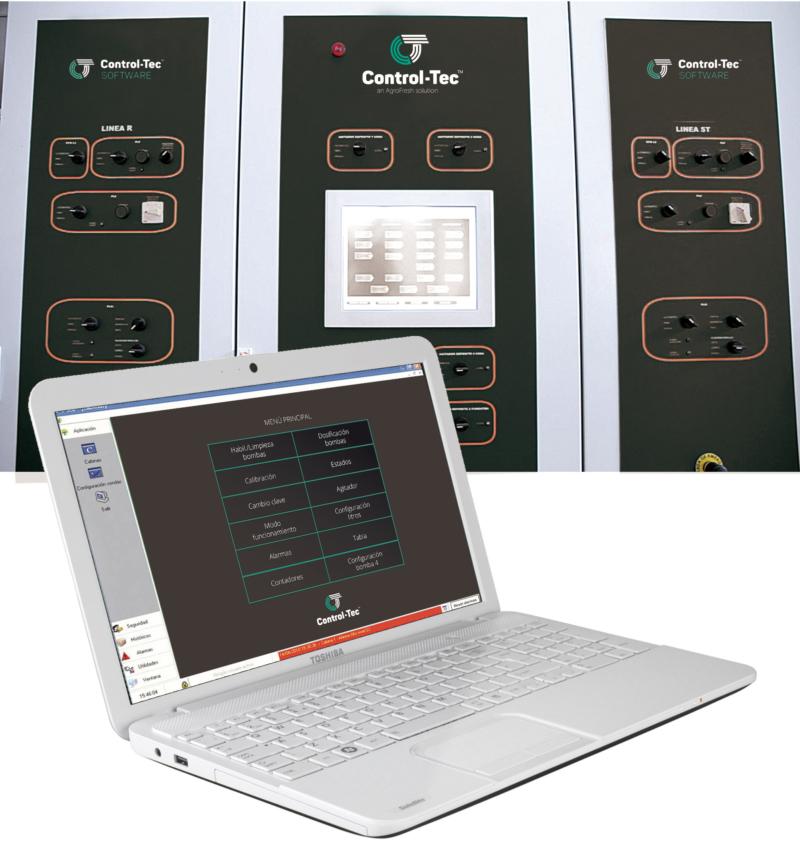 AgroFresh anuncia expansión mundial de los Sistemas tecnológicos de sostenibilidad Control-Tec™