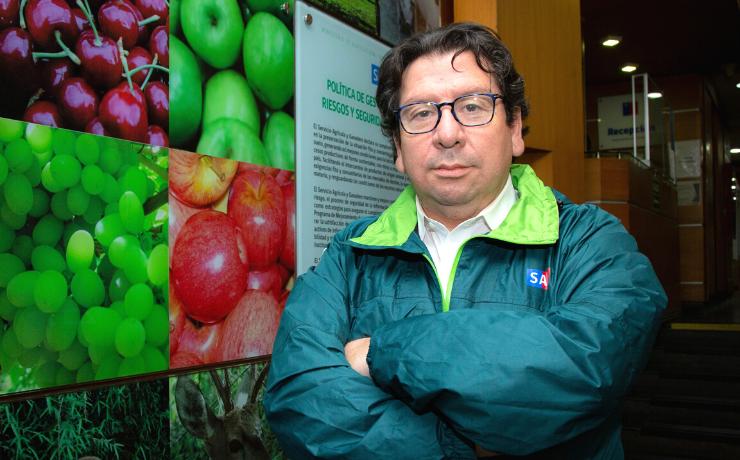 Entrevista: Rodrigo Astete sobre la nueva normativa del SAG en plantas de cítricos y vid
