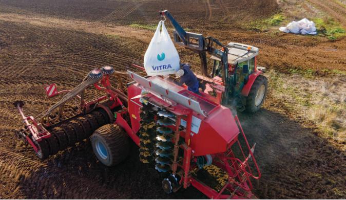 Nueva Agrícola: un modelo de asociatividad que une gestión, experiencia y planificación
