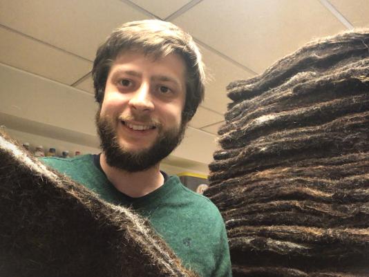 Antofa Innova: Emprendedores chilenos buscan optimizar el uso del agua mediante un acolchado de pelo humano